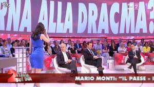 Lorena Bianchetti dans Italia Sul Due - 16/05/12 - 08