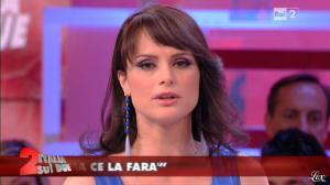 Lorena Bianchetti dans Italia Sul Due - 16/05/12 - 09