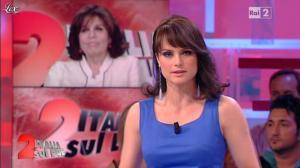 Lorena Bianchetti dans Italia Sul Due - 16/05/12 - 10