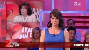 Lorena Bianchetti dans Italia Sul Due - 16/05/12 - 11