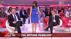 Lorena Bianchetti dans Italia Sul Due - 16/05/12 - 12