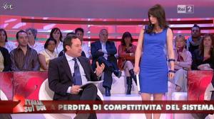 Lorena Bianchetti dans Italia Sul Due - 16/05/12 - 15