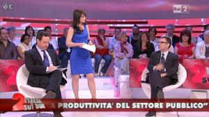 Lorena Bianchetti dans Italia Sul Due - 16/05/12 - 18