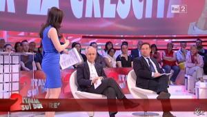 Lorena Bianchetti dans Italia Sul Due - 16/05/12 - 22