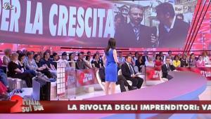 Lorena Bianchetti dans Italia Sul Due - 16/05/12 - 23