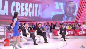 Lorena Bianchetti dans Italia Sul Due - 16/05/12 - 31