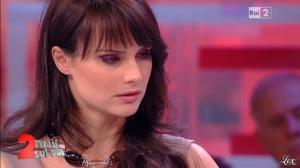 Lorena Bianchetti dans Italia Sul Due - 24/04/12 - 07