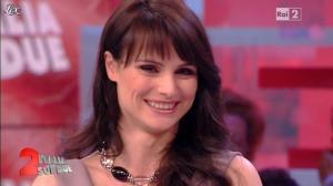 Lorena Bianchetti dans Italia Sul Due - 24/04/12 - 09