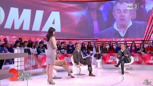 Lorena Bianchetti dans Italia Sul Due - 24/04/12 - 10