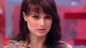Lorena Bianchetti dans Italia Sul Due - 24/04/12 - 12