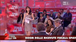Lorena Bianchetti dans Italia Sul Due - 24/04/12 - 13