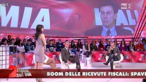 Lorena Bianchetti dans Italia Sul Due - 24/04/12 - 15