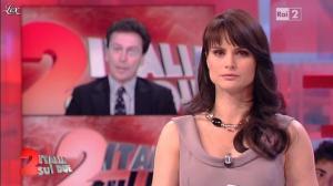 Lorena Bianchetti dans Italia Sul Due - 24/04/12 - 17