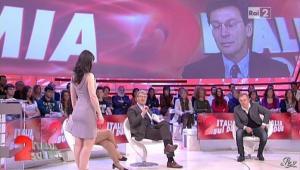 Lorena Bianchetti dans Italia Sul Due - 24/04/12 - 19