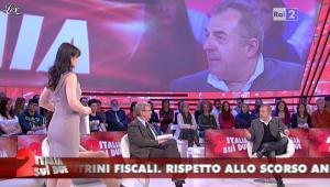 Lorena Bianchetti dans Italia Sul Due - 24/04/12 - 21