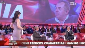Lorena Bianchetti dans Italia Sul Due - 24/04/12 - 23