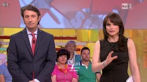 Lorena Bianchetti dans Italia Sul Due - 25/05/12 - 02