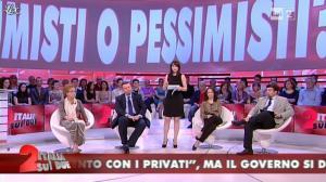Lorena Bianchetti dans Italia Sul Due - 25/05/12 - 05