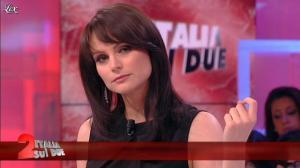 Lorena Bianchetti dans Italia Sul Due - 25/05/12 - 07