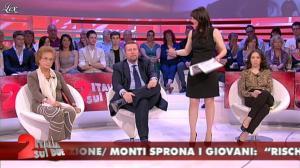 Lorena Bianchetti dans Italia Sul Due - 25/05/12 - 08