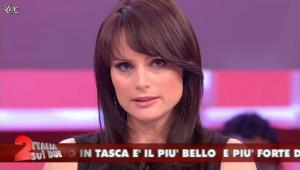Lorena Bianchetti dans Italia Sul Due - 25/05/12 - 10