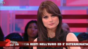 Lorena Bianchetti dans Italia Sul Due - 25/05/12 - 11