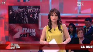Lorena Bianchetti dans Italia Sul Due - 27/03/12 - 01