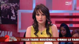 Lorena Bianchetti dans Italia Sul Due - 27/03/12 - 02