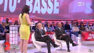 Lorena Bianchetti dans Italia Sul Due - 27/03/12 - 05