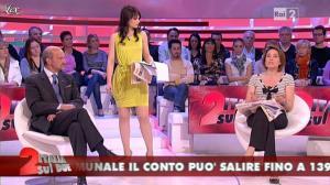 Lorena Bianchetti dans Italia Sul Due - 27/03/12 - 09