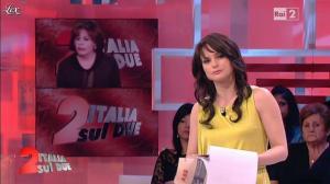 Lorena Bianchetti dans Italia Sul Due - 27/03/12 - 10