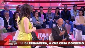 Lorena Bianchetti dans Italia Sul Due - 27/03/12 - 16
