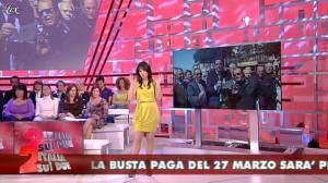 Lorena Bianchetti dans Italia Sul Due - 27/03/12 - 20