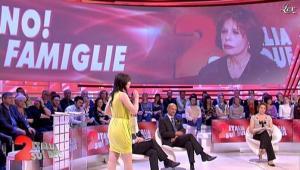 Lorena Bianchetti dans Italia Sul Due - 27/03/12 - 23