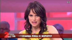 Lorena Bianchetti dans Italia Sul Due - 27/03/12 - 26