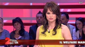 Lorena Bianchetti dans Italia Sul Due - 27/03/12 - 28