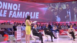 Lorena Bianchetti dans Italia Sul Due - 27/03/12 - 31