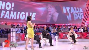 Lorena Bianchetti dans Italia Sul Due - 27/03/12 - 35