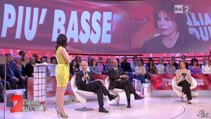 Lorena Bianchetti dans Italia Sul Due - 27/03/12 - 41