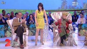 Lorena Bianchetti dans Italia Sul Due - 27/03/12 - 44
