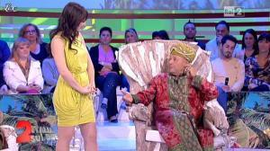 Lorena Bianchetti dans Italia Sul Due - 27/03/12 - 46