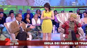Lorena Bianchetti dans Italia Sul Due - 27/03/12 - 54