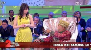 Lorena Bianchetti dans Italia Sul Due - 27/03/12 - 61