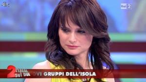 Lorena Bianchetti dans Italia Sul Due - 27/03/12 - 63