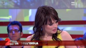 Lorena Bianchetti dans Italia Sul Due - 27/03/12 - 64