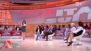 Lorena Bianchetti dans Italia Sul Due - 28/09/11 - 01