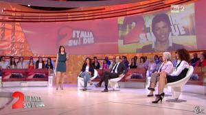 Lorena Bianchetti dans Italia Sul Due - 28/09/11 - 03