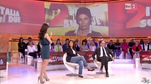 Lorena Bianchetti dans Italia Sul Due - 28/09/11 - 06