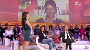 Lorena Bianchetti dans Italia Sul Due - 28/09/11 - 07