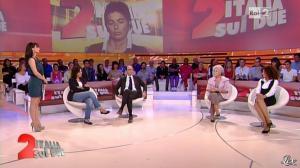 Lorena Bianchetti dans Italia Sul Due - 28/09/11 - 10